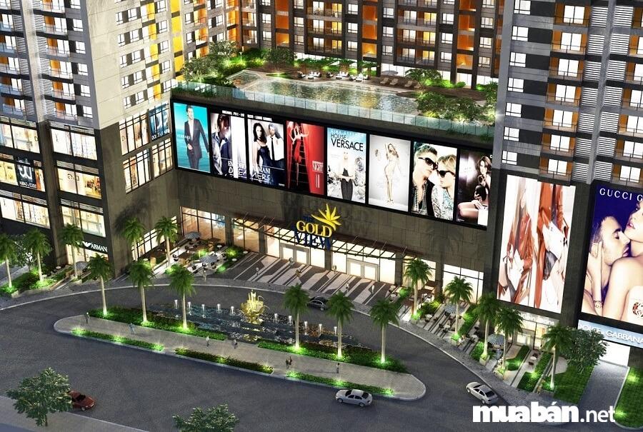 TNR Holdings Việt Nam là nhà quản lý, điều hành và phát triển dự án The GoldView.