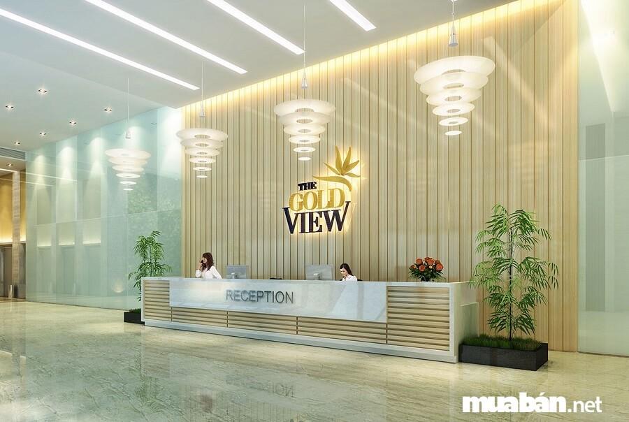 The Gold View là dự án quy mô lớn, được đầu tư bài bản và cao cấp nhất khu vực Quận 4