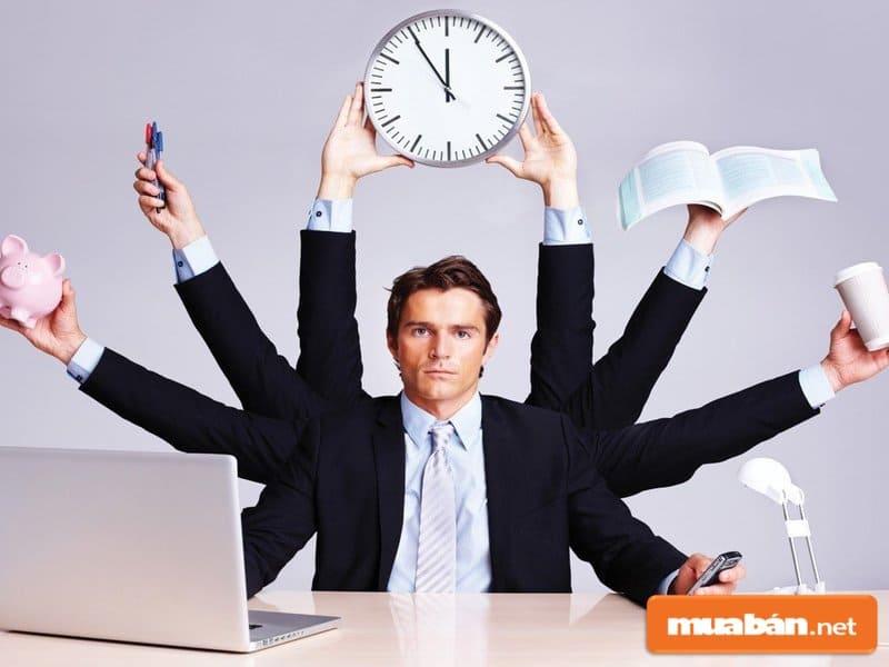 Bạn có chịu được áp lực công việc không?