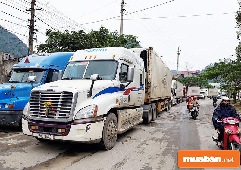 tìm việc lái xe tải