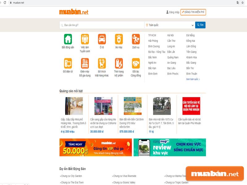 Đến với Muaban.net để nhanh chóng tuyển được người làm phù hợp