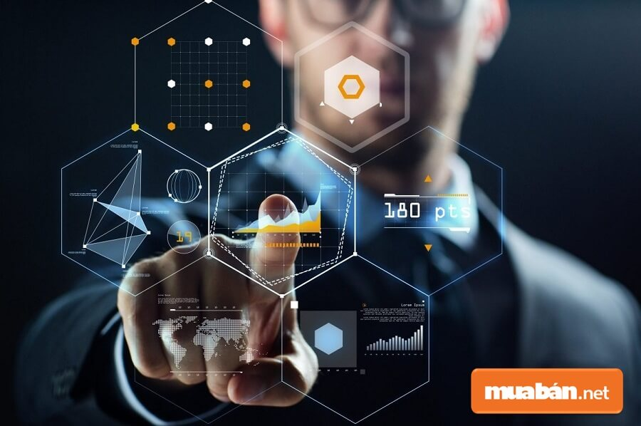 Dùng ứng dụng mua bán online - xu hướng kinh doanh thời công nghệ 4.0