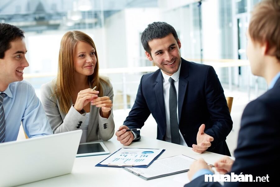 Nhu cầu cần tuyển dụng nhân viên kinh doanh tăng nhanh dịp cuối năm.