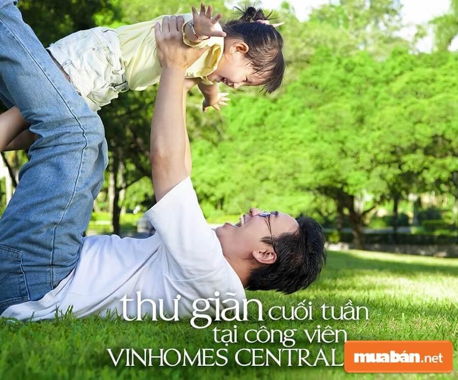 Chủ đầu tư dự án Vinhomes Central Park là Công ty Cổ phần Đầu tư Xây dựng Tân Liên Phát thuộc Tập Đoàn Vingroup.