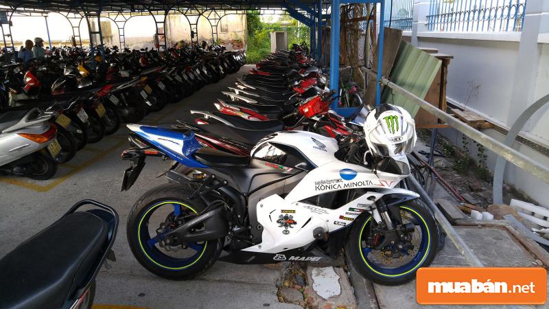 chợ xe máy