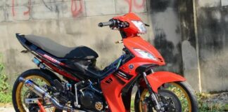 """Mãn nhãn với 4 """"chiến mã"""" Yamaha Exciter 2010 độ siêu đẹp, siêu ngầu"""