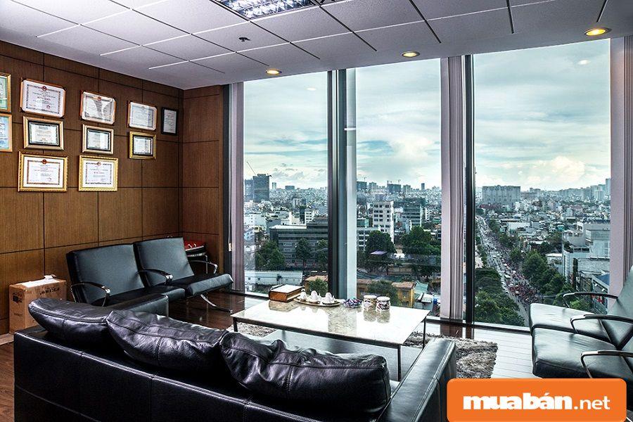 Khi thuê văn phòng tại đây, bạn sẽ được sử dụng rất nhiều phí dịch vụ.