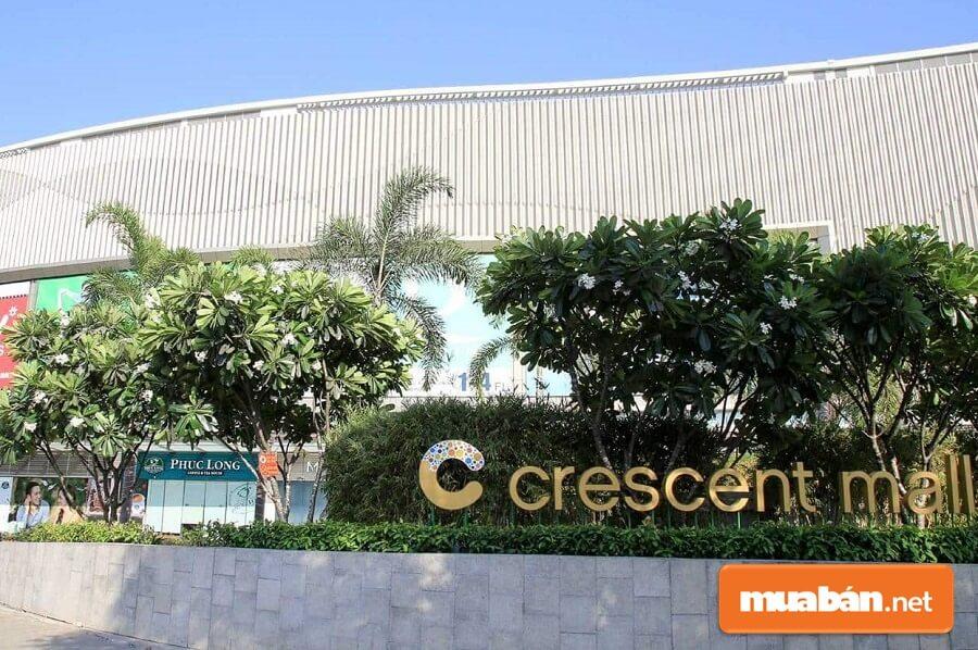 Crescent Mall – Trung Tâm Thương Mại Đẳng Cấp Quốc Tế