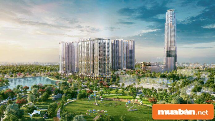 Eco Green Sài Gòn – Khu phức hợp hấp hẫn nhất tại quận 7!
