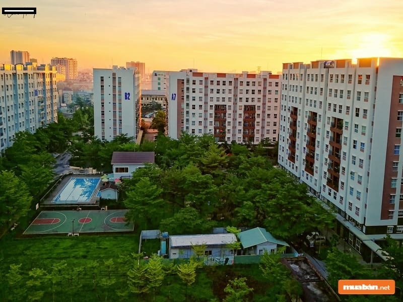 Ehome 3 cung cấp tới 2000 căn hộ