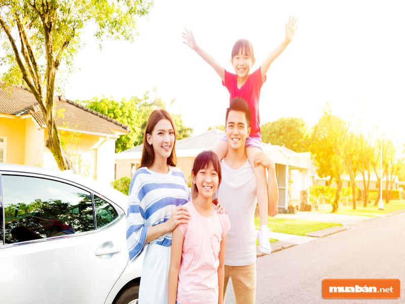 Nhà dự án Eurowindow River Park sẽ giúp gia đình bạn hạnh phúc hơn
