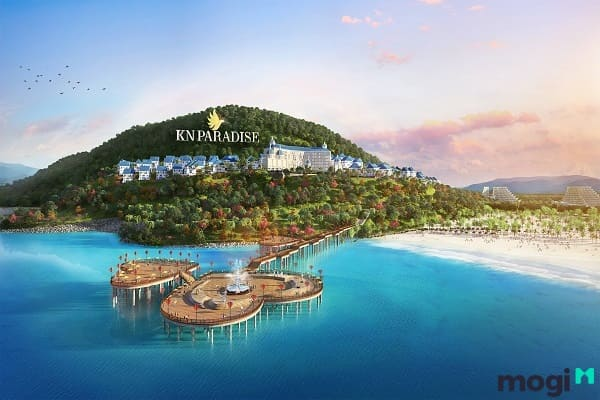Dự án KN Paraside gây ấn tượng với quy mô cực khủng