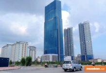 Keangnam Hanoi Landmark Tower là một dự án nổi tiếng