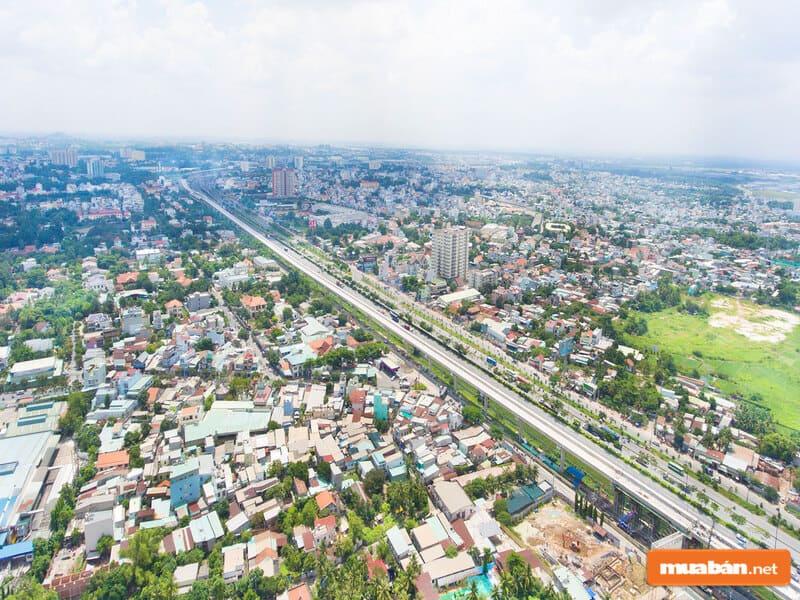 Lavita Charm mang tới cho cư dân tầm nhìn tuyệt đẹp