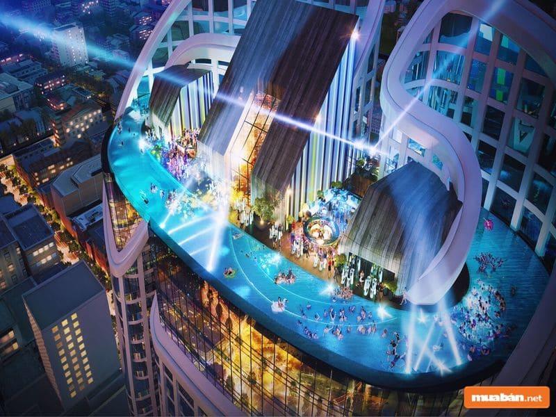 Kiến trúc của dự án được đánh giá rất cao