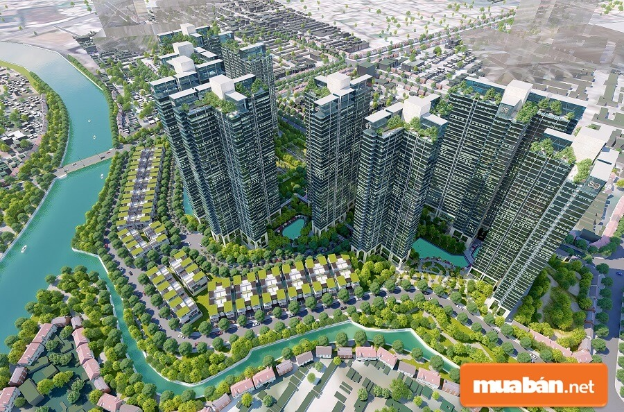 """Sunshine City là """"con cưng"""" của tập đoàn Sunsine Group."""