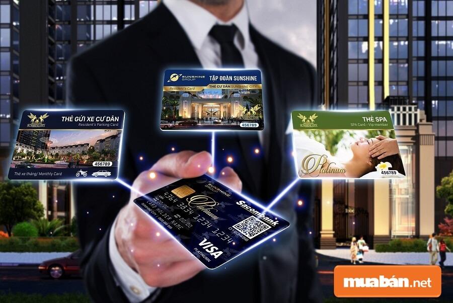 Cư dân có thể điều khiển các thiết bị trong căn hộ thông qua ứng dụng Sunshine Home tiện lợi.