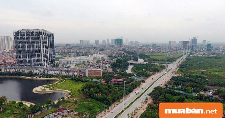 """Hà Đông được xem là một trong những quận có môi trường """"đáng sống"""" tại Hà Nội."""