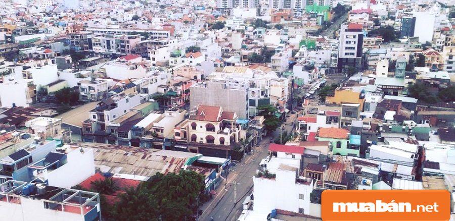 Điều kiện phát triển ở Tân Phú thuận lợi thu hút vốn đầu tư vào thị trường bất động sản.