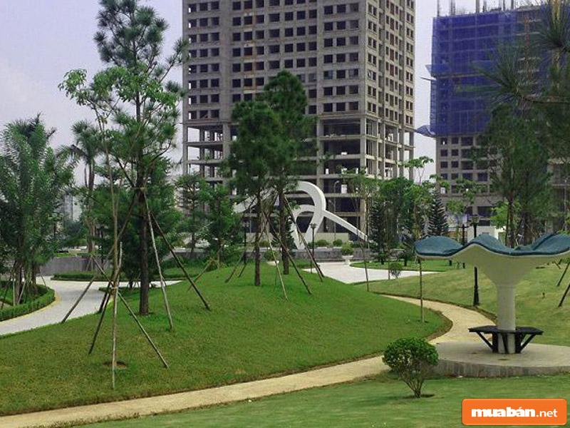 Kiến tạo cho Thủ đô Hà Nội một khu đô thị mới hiện đại, phát triển