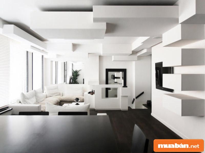 Không gian căn hộ nhỏ nhưng đầy đủ tiện nghi