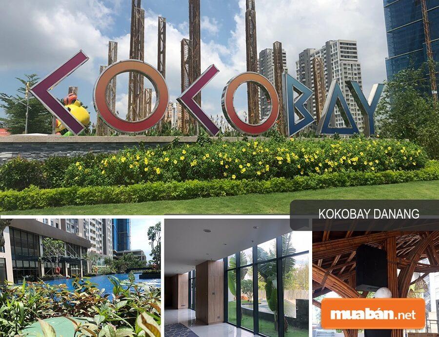 Dự án Cocobay Đà Nẵng được xây dựng trên tổng diện tích 31 ha.