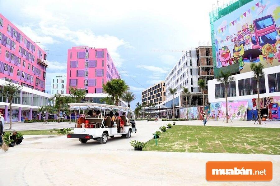 Cocobay Đà Nẵng sẽ là một dự án được triển khai với nhiều các hạng mục khác nhau mang tính đặc sắc hiện đại.
