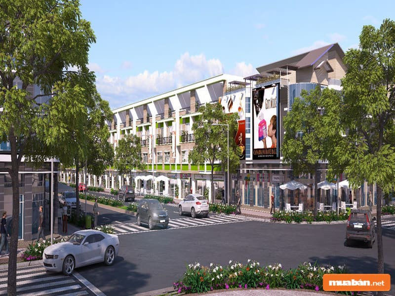 Dự án sở hữu nhiều tiện ích nội khu đáng giá