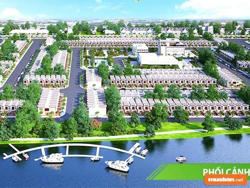 Mặt bằng dự án Central Park quận Bình Tân được thiết kế vô cùng hiện đại