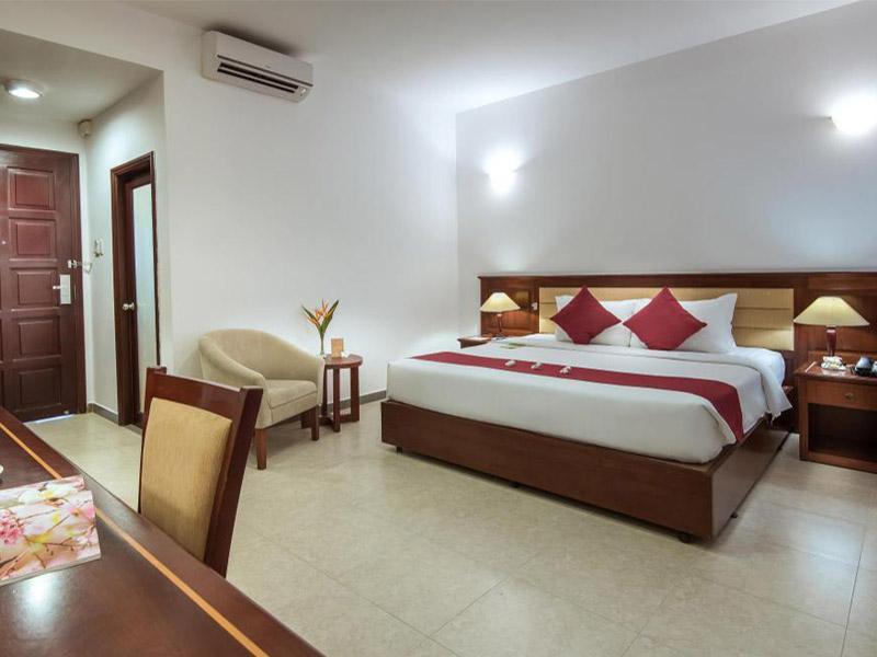 Khách nghỉ dưỡng tại resort có thể liên hệ lễ tân để đặt tour tham quan