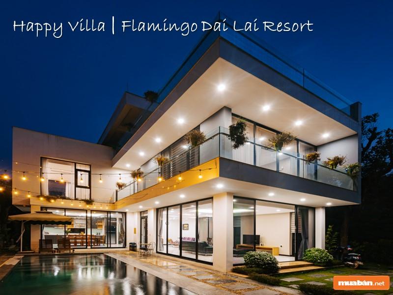Villa Happy Flamingo Đại Lải