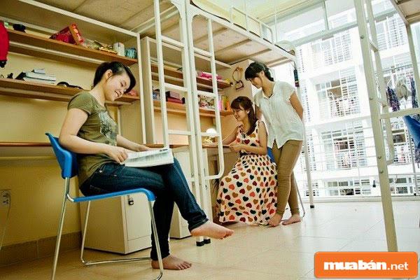 Kinh nghiệm thuê ký túc xá Gò Vấp dành cho sinh viên