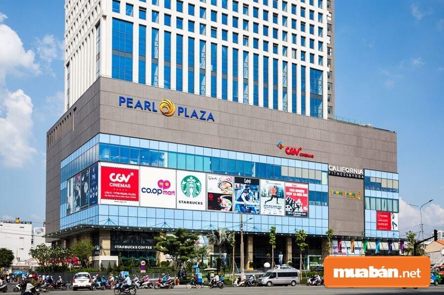 Ngoài trung tâm thương mại cao cấp, Pearl Plaza còn có các tiện ích cao cấp đặc trưng của các Tower lớn