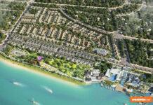 Swan Bay là một dự án nghỉ dưỡng đáng thèm muốn