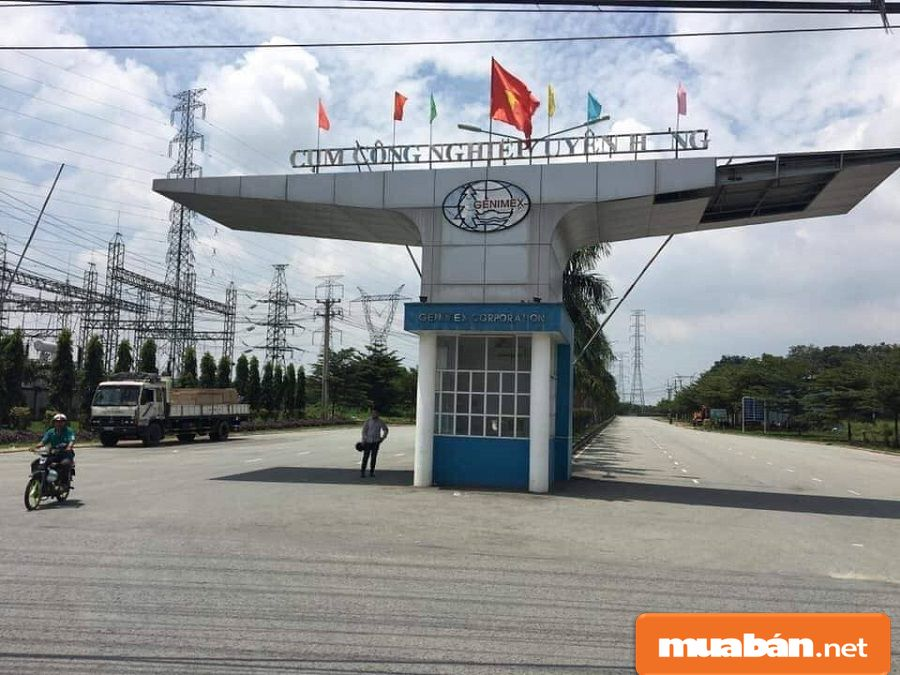 Tân Uyên là một trong những nơi tập trung nhiều khu công nghiệp, cụm công nghiệp.