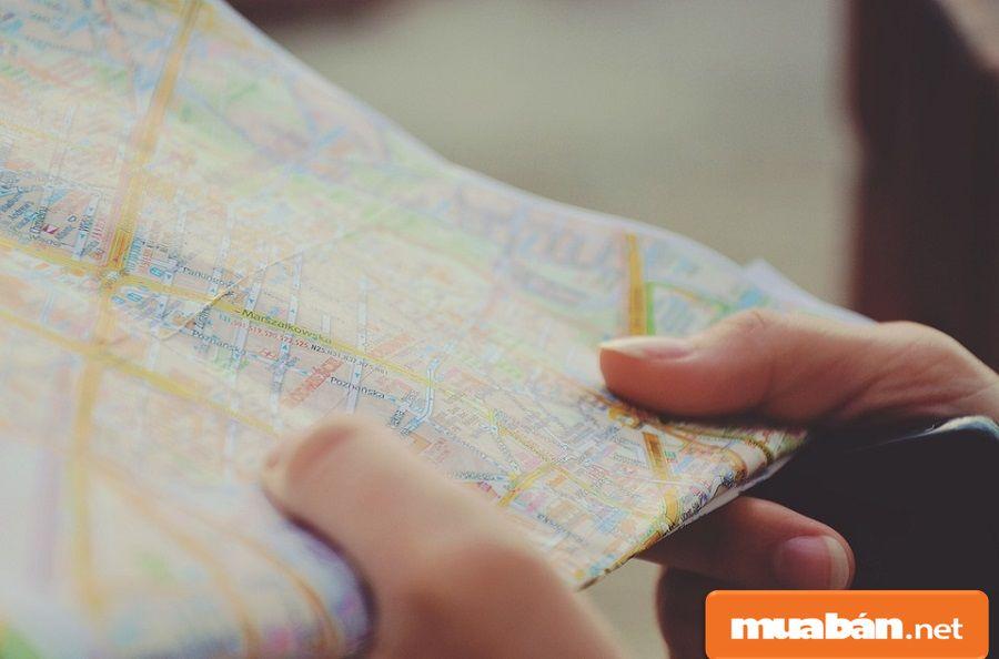 Hãy giới hạn tìm kiếm ở ngay khu vực bạn ở hoặc những khu vực lân cận.