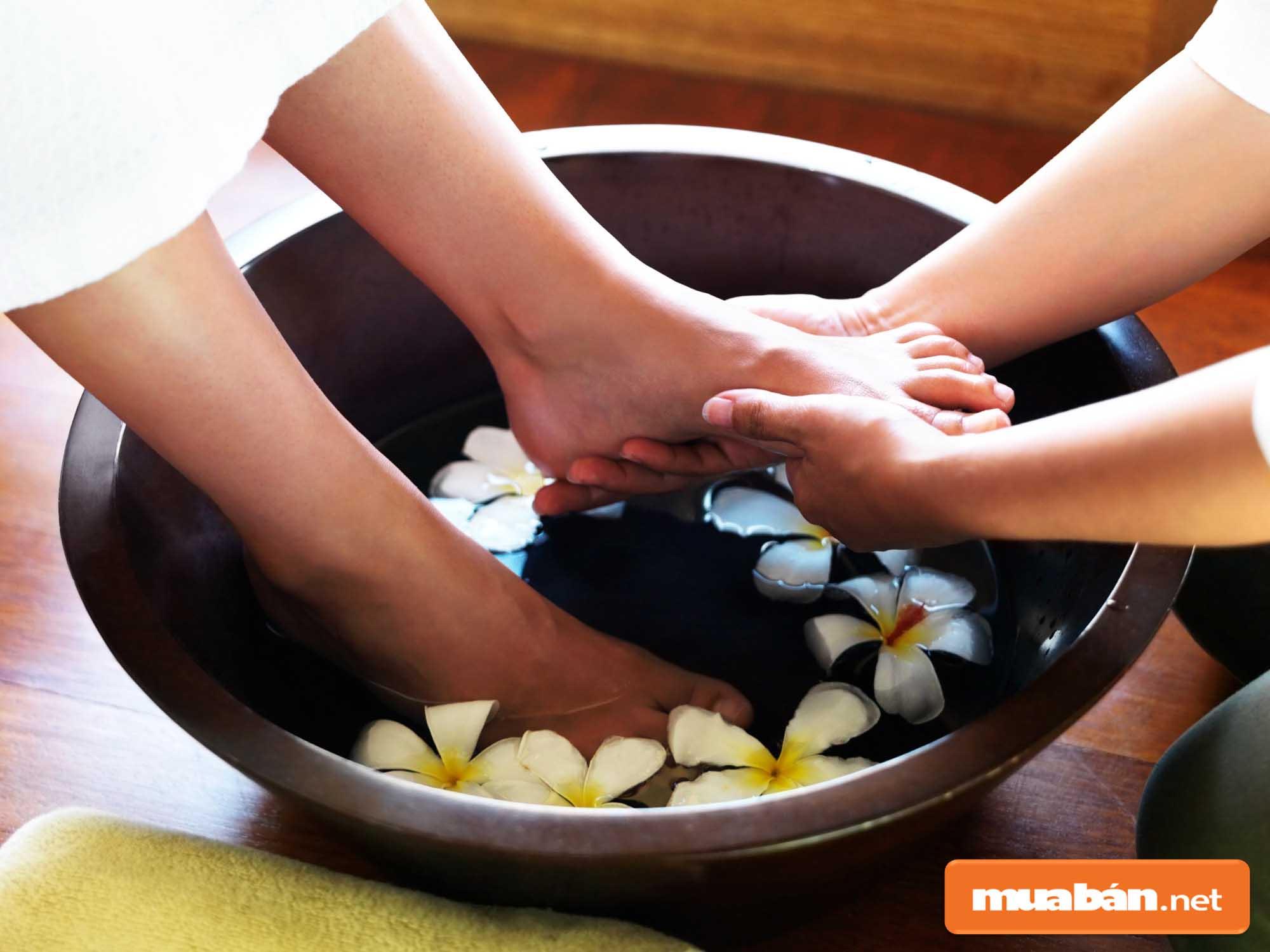 Tìm việc massage foot tại Hồ Chí Minh