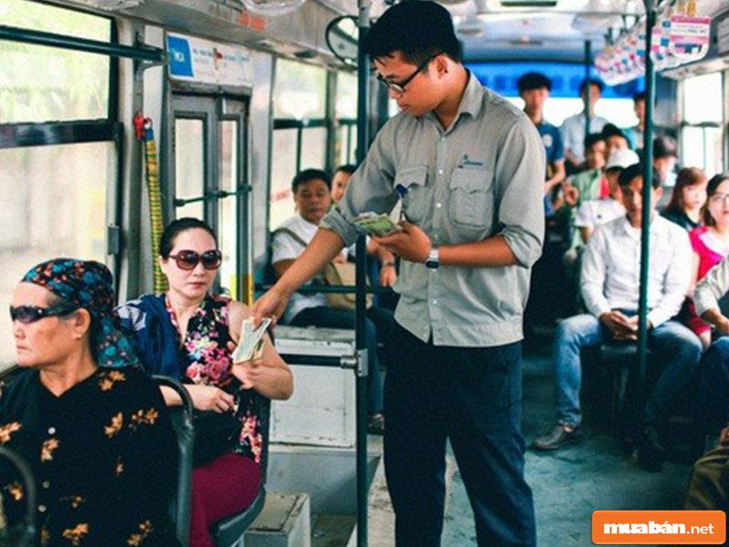 tuyển phụ xe tại Hà Nội