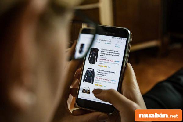 Ứng dụng mua bán nào đang thu hút hàng triệu người dùng?