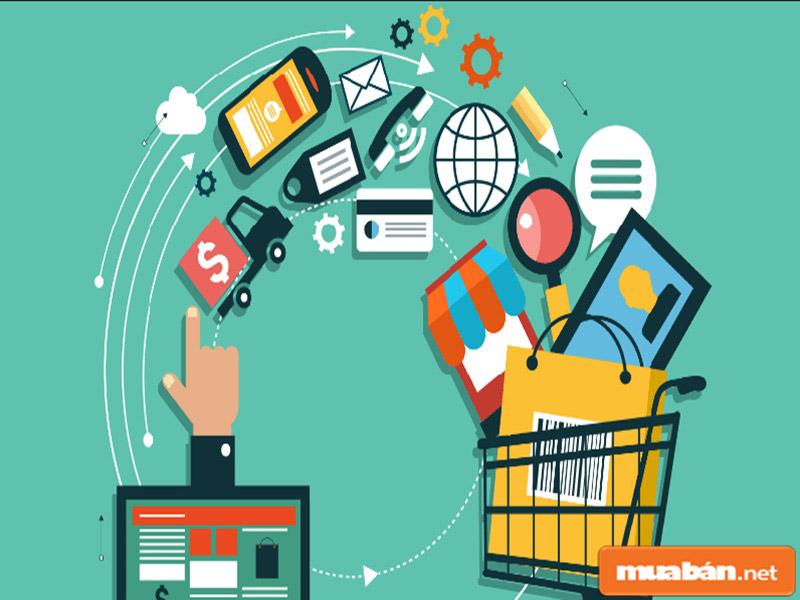 ứng dụng mua bán