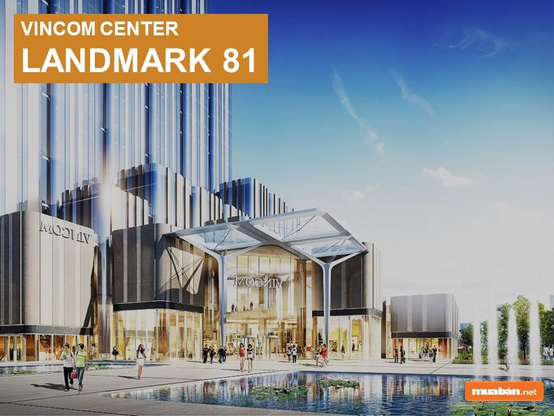 Phối cảnh Vincom Center Landmark 81