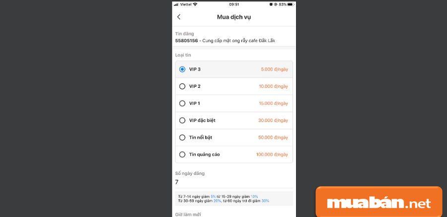 App Mua Bán