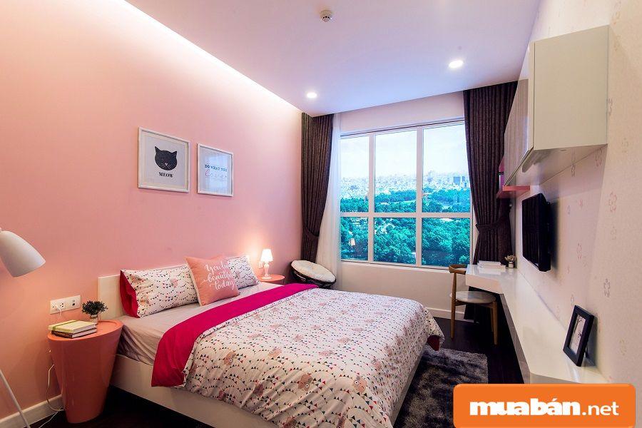 Các căn hộ được chú trọng vào thiết kế nên khá thu hút khách hàng đầu tư.