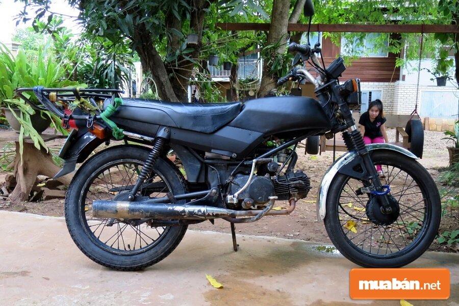 Honda Win 100 là sự kết hợp thú vị giữa Indonesia với Honda vào năm 1986 tại nhà máy PT Federal Motor.