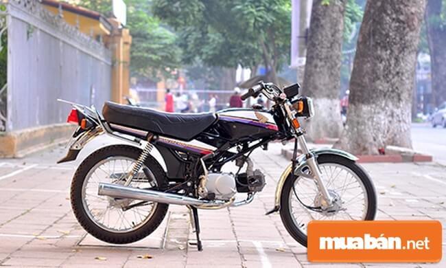 Honda Win 100 độ zin giá khủng ở Hà Nội.