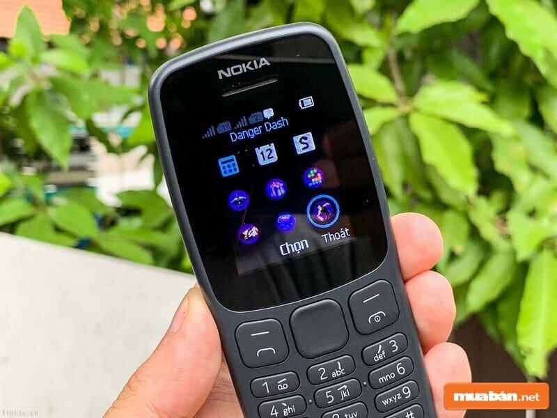 Bạn cũng có thể lựa chọn Nokia 106