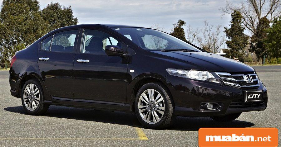 Honda City được thiết kế với những ưu điểm vượt trội của hãng xe Nhật.