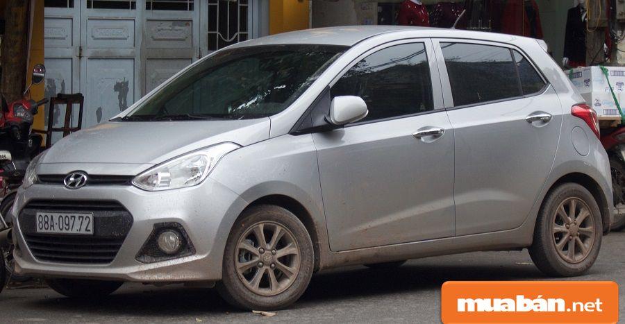 Đây là mẫu xe đến từ Hàn Quốc, có giá chỉ từ 245 triệu đồng.