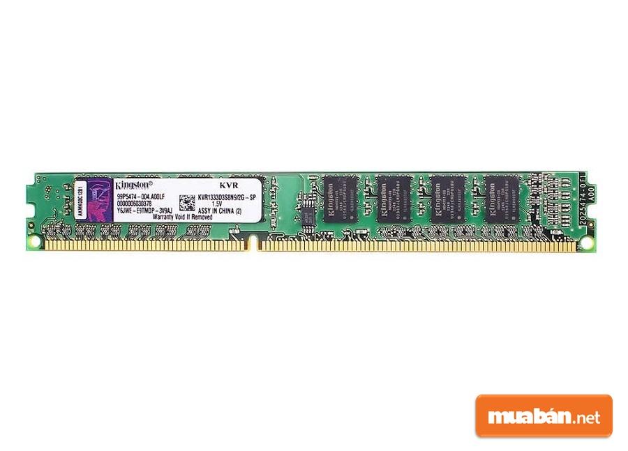 Mua RAM DDR3 4GB ở đâu để đảm bảo chính hãng và nhận được dịch vụ chất lượng tốt nhất là băn khoăn của rất nhiều người.