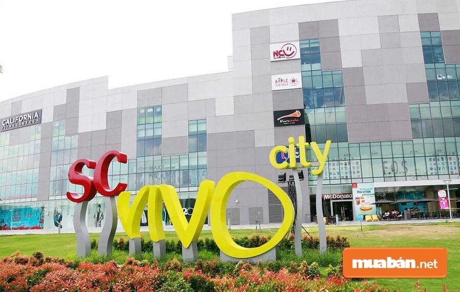 Chủ dự án là Công ty Cổ phần Đầu tư Phát triển Saigon Co.op (SCID).